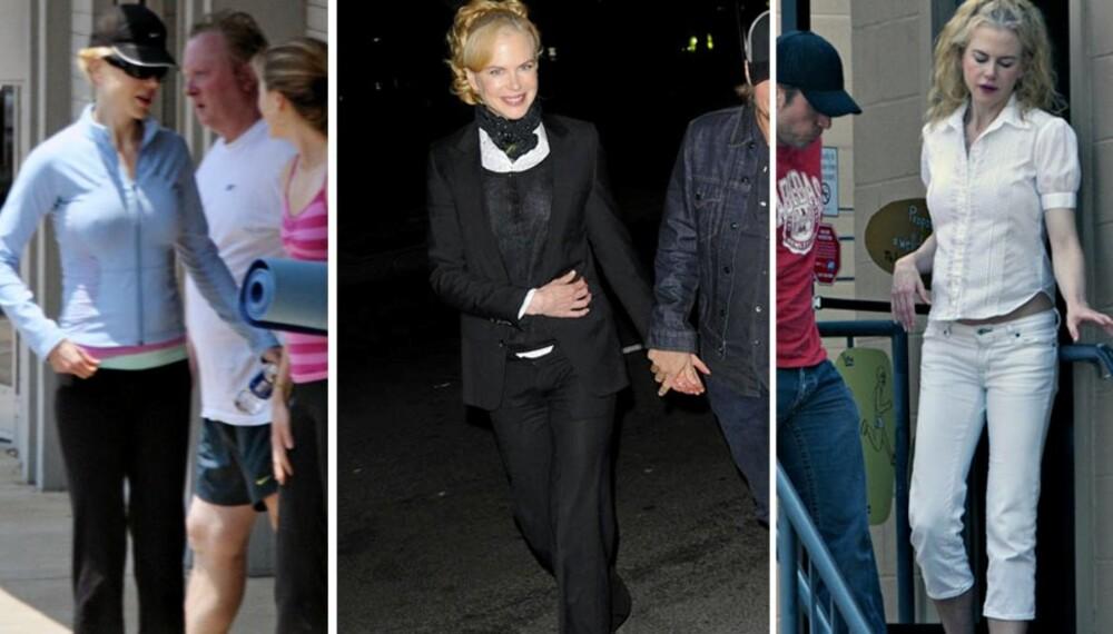 SKREKKELIG TYNN: Nicole Kidman