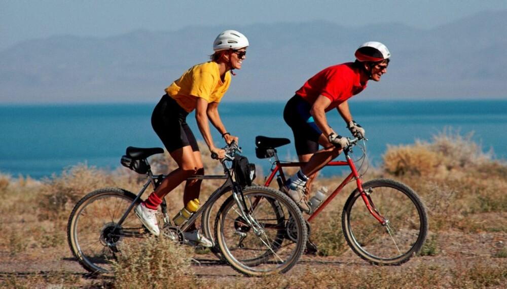 Husk å trimme. Ekstra aktivitet og frisk luft er kanskje noe av det sunneste du kan gjøre.