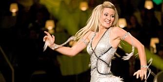 Meteorolog Siri Kalvig  danset seg inn i dommernes og TV-seernes hjerter  under fredagens «Skal vi danse»-premiere.