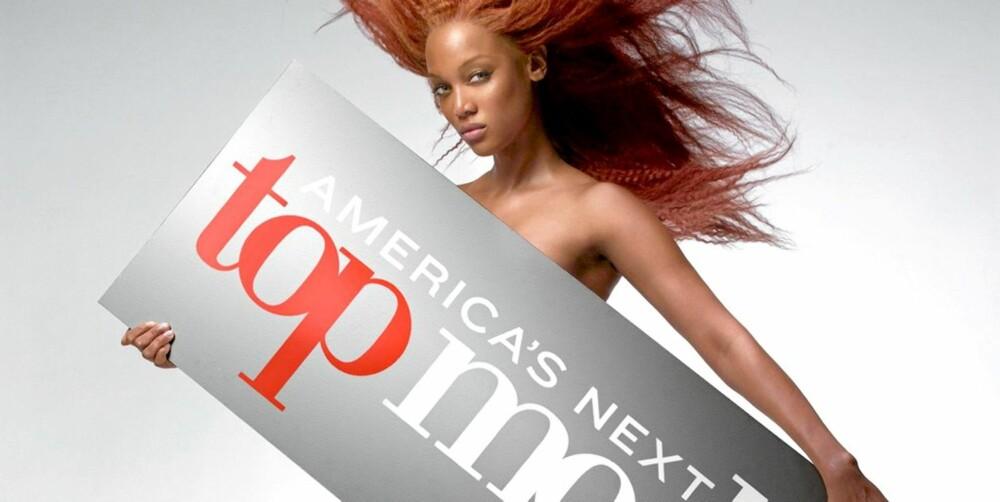 """MODELLMAMMA: Tyra fikk ideen til konseptet """"America's Next Top Model"""" da hun drakk te hjemme på kjøkkenet i Los Angeles."""