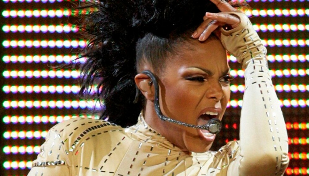 AKUTT SYK: Janet Jackson ble rushet til sykehuset mandag.