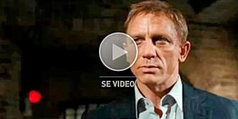 Daniel Craig som James Bond