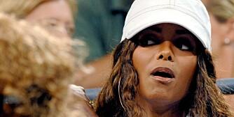 SNART HALVVEIS: Janet Jackson var under halvveis i turneen sin da hun måtte på sykehuset.