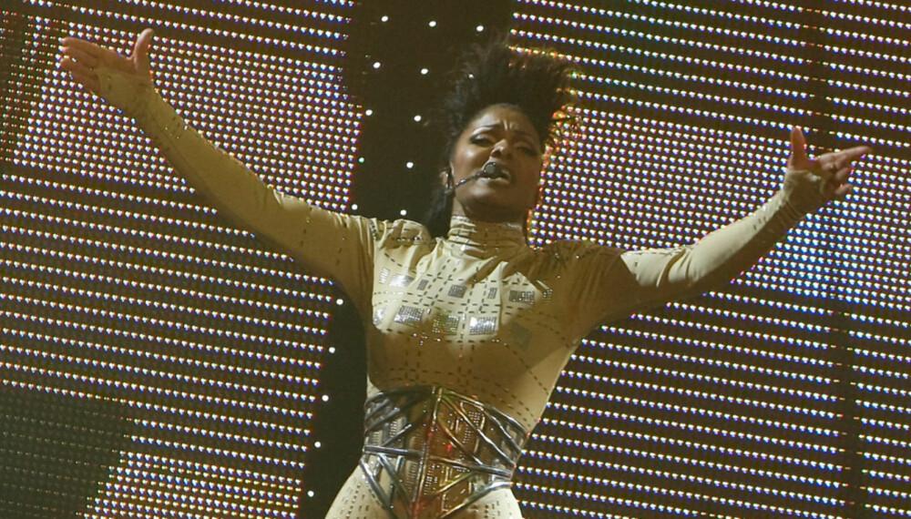 PAUSE: Janet Jackson trenger mer hvile etter sykehusoppholdet, og må skuffe flere publikum.
