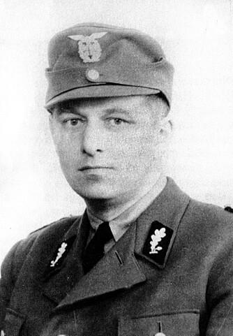 Eivind Wallestad var fangevokter Berg under krigen og ble dømt til livsvarig straffearbeid i landsvikoppgjøret.