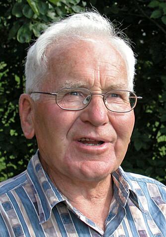 NORGE FØRST UT: Yngvar Lundh jobbet på Forsvarets forskningsinstitutt på Kjeller, og i 1972 var han ansvarlig for å bringe Internett til Norge. Det skulle ta åtte år før neste land i Europe ble tilknyttet.
