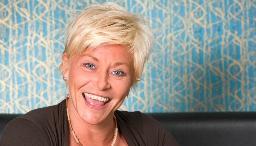 KRISE, HVILKEN KRISE? Frp-formann Siv Jensen fyller 40 neste år, og kan feier 10 år i partiledelsen.