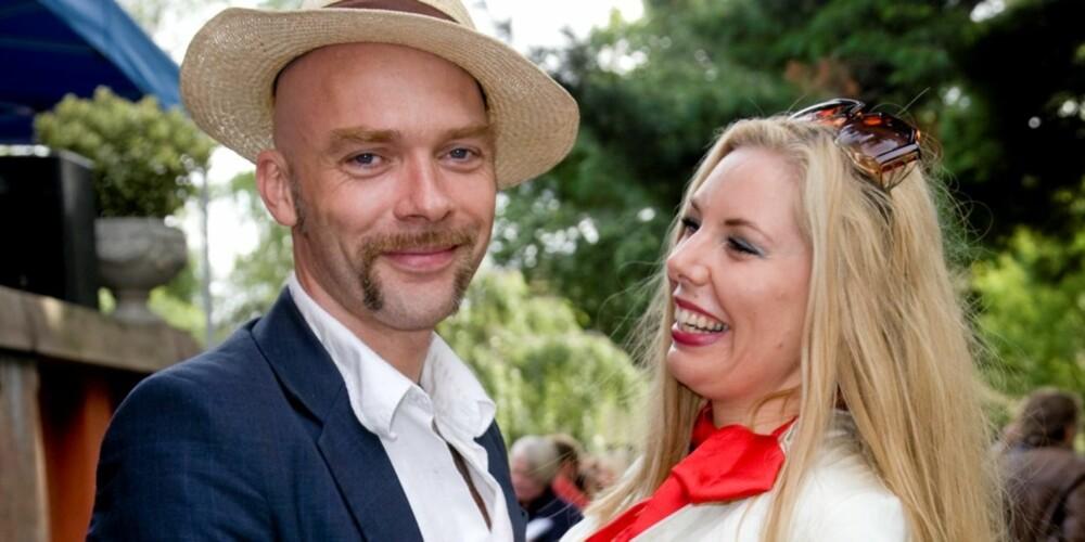 DEN STORE KJÆRLIGHETEN: Anbjørg Sætre Håtun er takknemlig for at hun kan få dele livet med sin store kjærlighet, ektemannen Jon, kjent som Jono El Grande