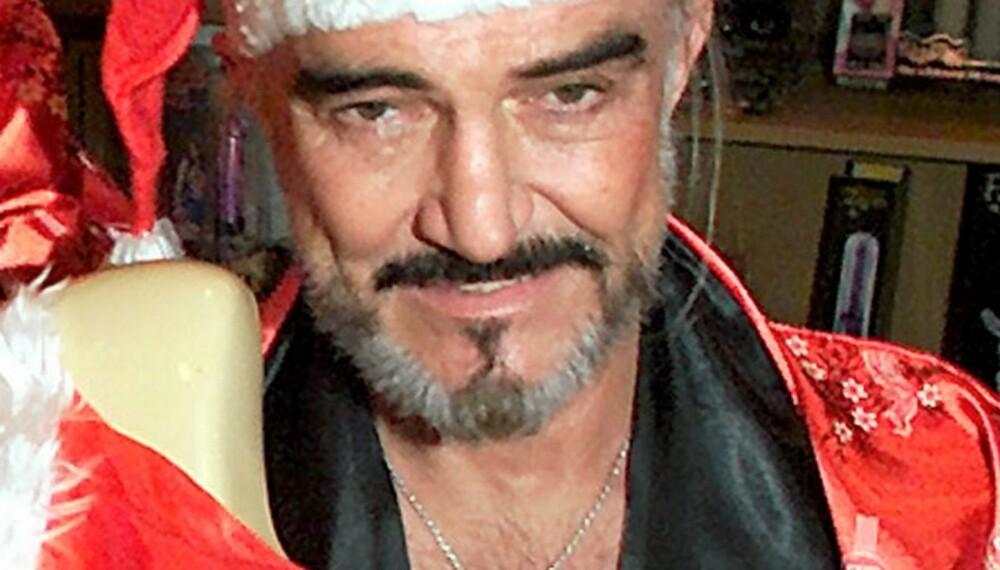 KJENT PORNOSKUSPILLER: Sasha Gabor har medvirket i over 530 pornofilmer siden hans startet som pornoskuespiller i 1983