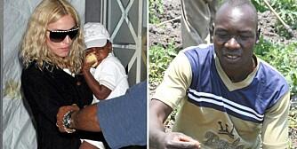 SKILSMISSEBARN: David Banda har blitt et offer for Madonnas skilsmisse. Nå vil hans far ha han tilbake.