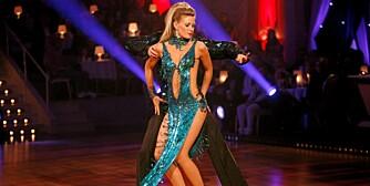 INGEN JÅLE: Siri Kalvig er ingen pyntedukke, men har innsett at til sensuelle danser trengs sensuelle kostymer.
