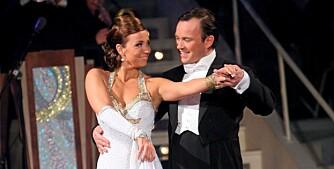 Mikkel Gaup er ustoppelig i dansekonkurransen og holdes som favoritt av bookmakerne.