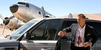 Daniel Craig har skapt en mørkere og råere James Bond.