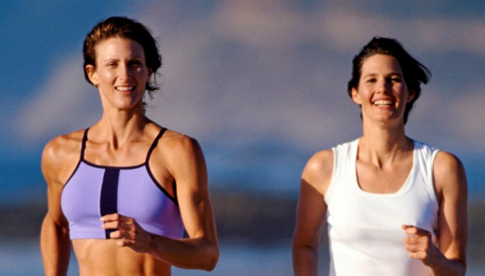 En sunn og aktiv livsstil er godt for oss på så mange måter.