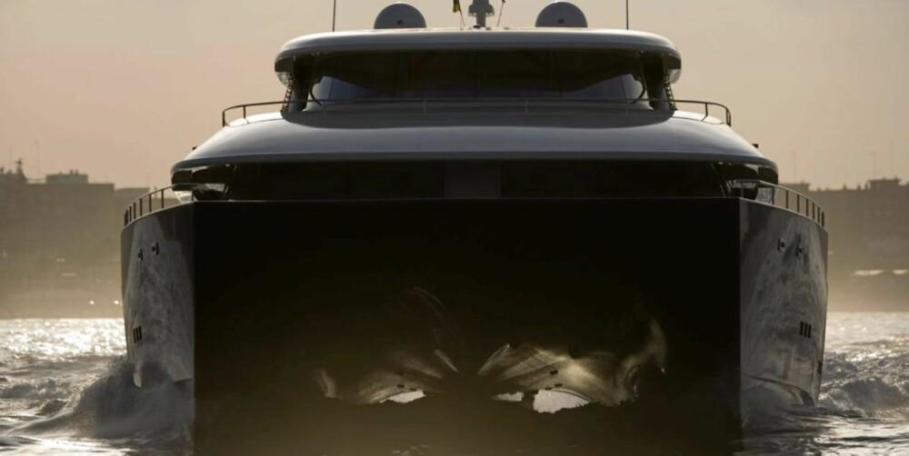 TØFFEST: H2X bygger og ombygger båter i alle formater, Bradley er kanskje den mest spesielle.