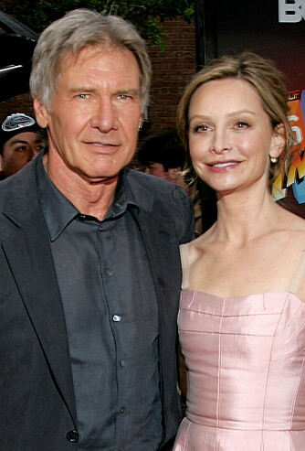 Harrison Ford og Calista Flockhart.