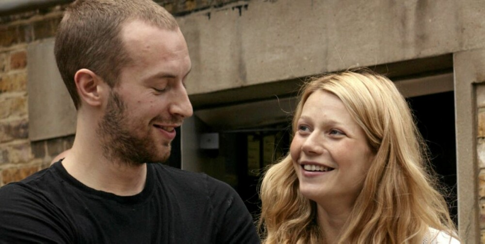 Gwyneth Paltrow og Chris Martin.