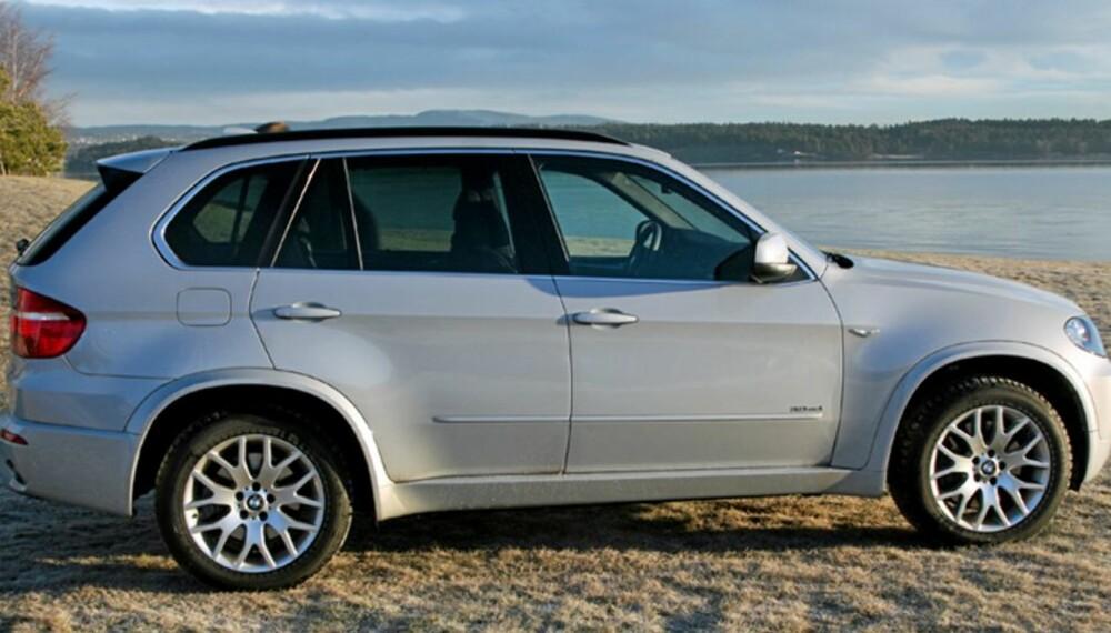 UTSKJELT MONSTER: Luksus-SUV-er blir sett på som de store syndebukkene i dagens samfunn.