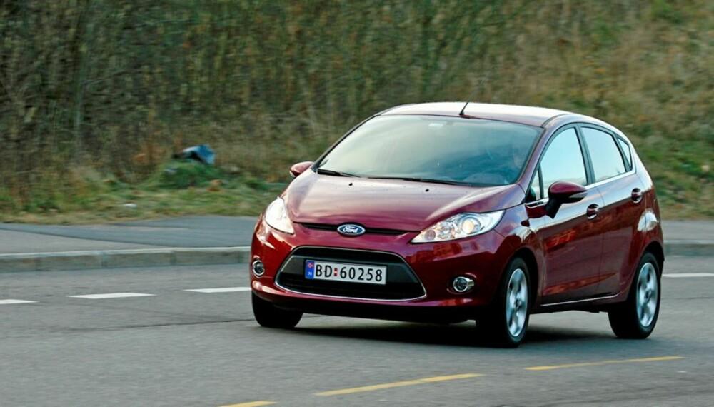 HVILKEN BIL? Fiesta er kåret som årets bil av britiske WhatCar. Klikk har testet om den duger i Norge.