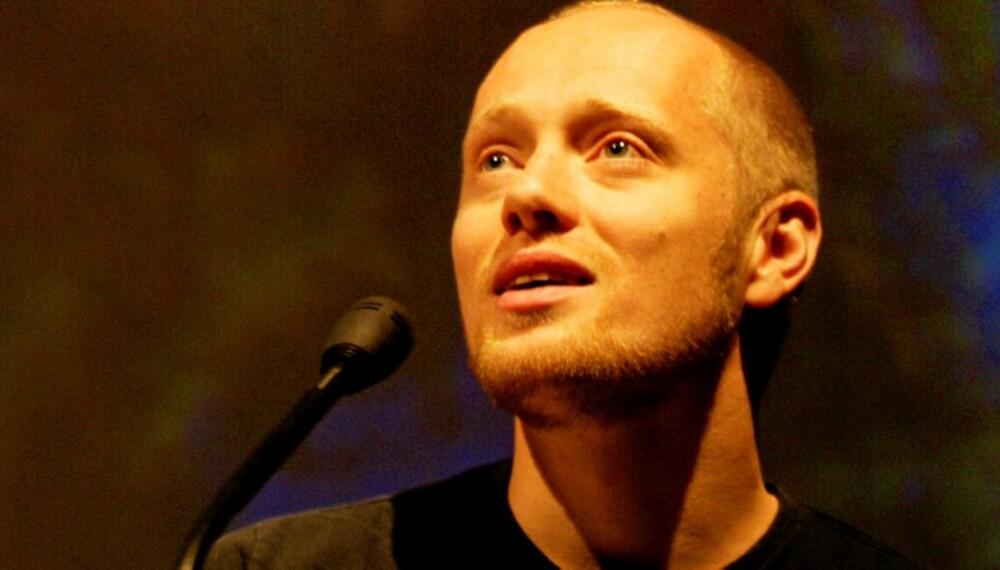 RUTINERT: Aksel Henie har blitt en rutinert mann i den norske filmbransjen.