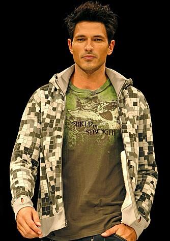 KJEKKAS: Andres Velencoso Seguro har jobbet som modell i mange år.