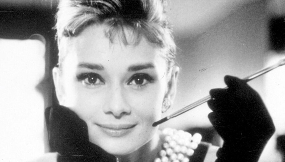 """FASJONABEL: """"Breakfast at Tiffany's"""" er blitt kåret til tidenes mest fasjonable film."""