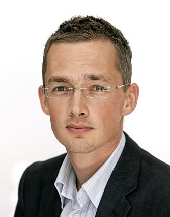 KRITISK: Kundene blir tvunget til å supersize, hevder Hans-Marius Graasvold i Forbrukerrådet.