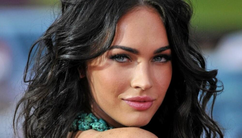 FENGSLENDE BLIKK: Megan Fox har brutt forlovelsen med Brian Austin Green.