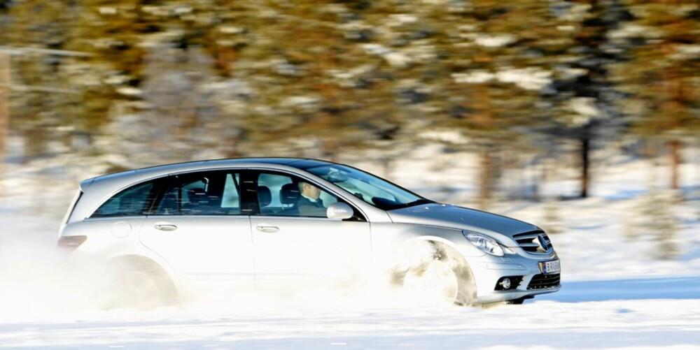 INNLANDET BEST: Bilister i Hedmark / Oppland har høy selvtillit.