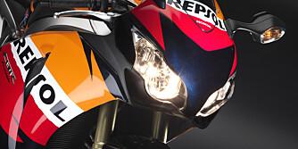Honda satser hardt på sports-ABS, det etterlater grafikken ingen tvil om.