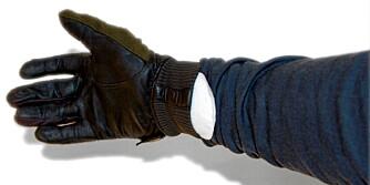 LETT Å PLASSERE: Varmeputene er enkle i bruk og lette å plassere.