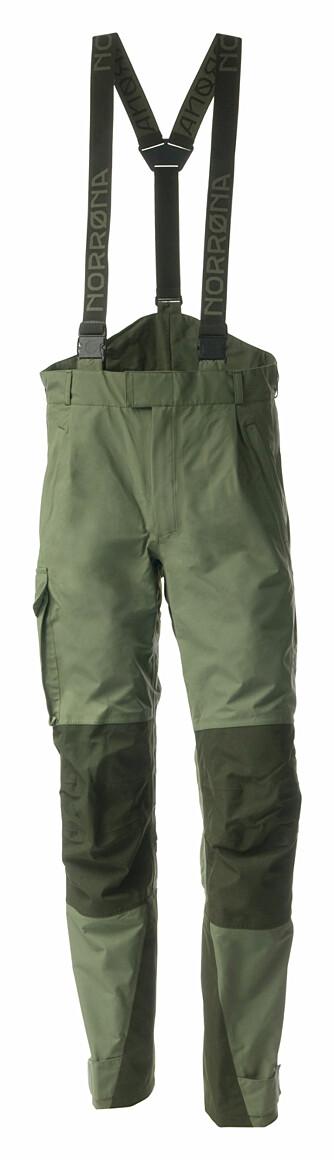 SKAPT FOR JAKT: Både bukse og jakke er laget med tanke på jakt, men fungerer som allround friluftsdress hele året.