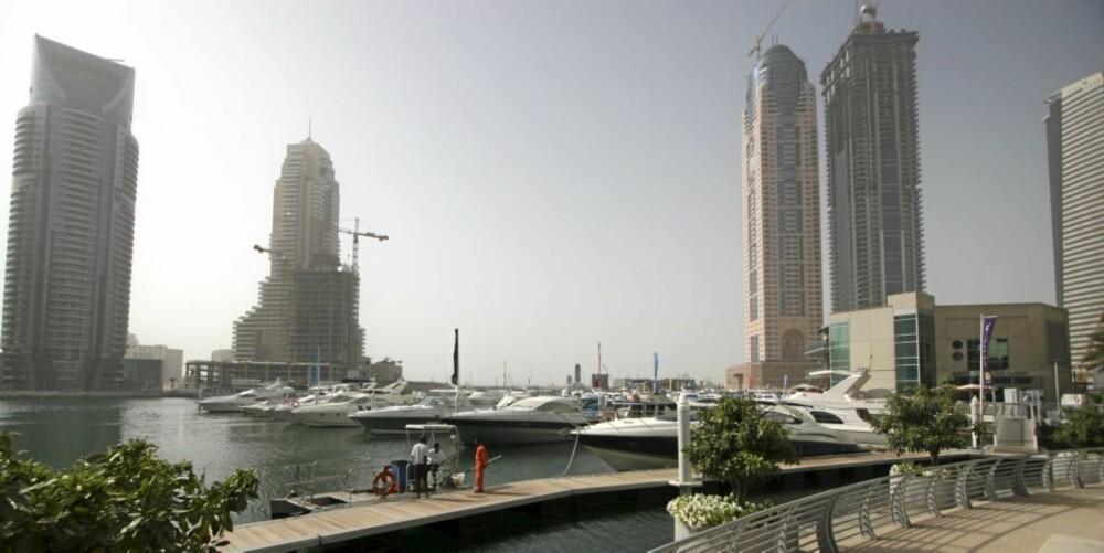 SANNSYNLIGVIS DYRERE: Uten at vi kan si noe for sikkert, er det nok stor mulighet for at prisene visse steder, som her i Dubai, er enda stivere enn her hjemme.