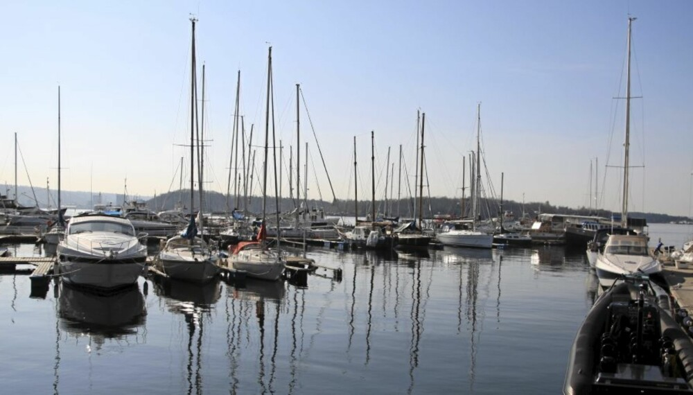 DYRE KVADRATMETER: Det koster fort mange tusenlapper per kvadratmeter dersom du skal kjøpe din egen båtplass.