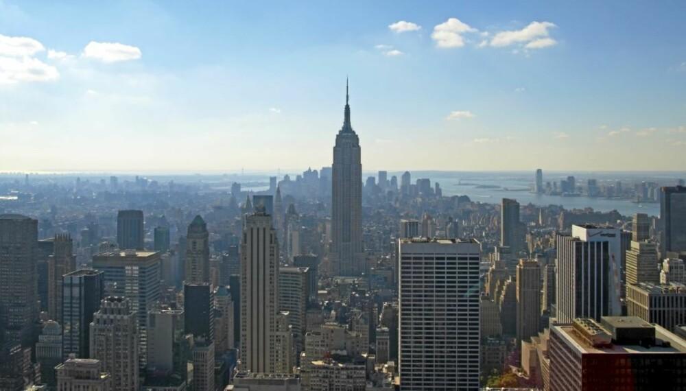 Shop med grønn samvittighet i New York!