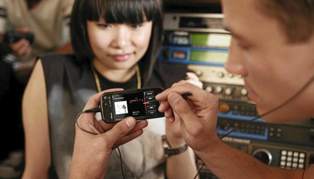 KJØP: Nå kan du også kjøpe musikk direkte fra Nokia.