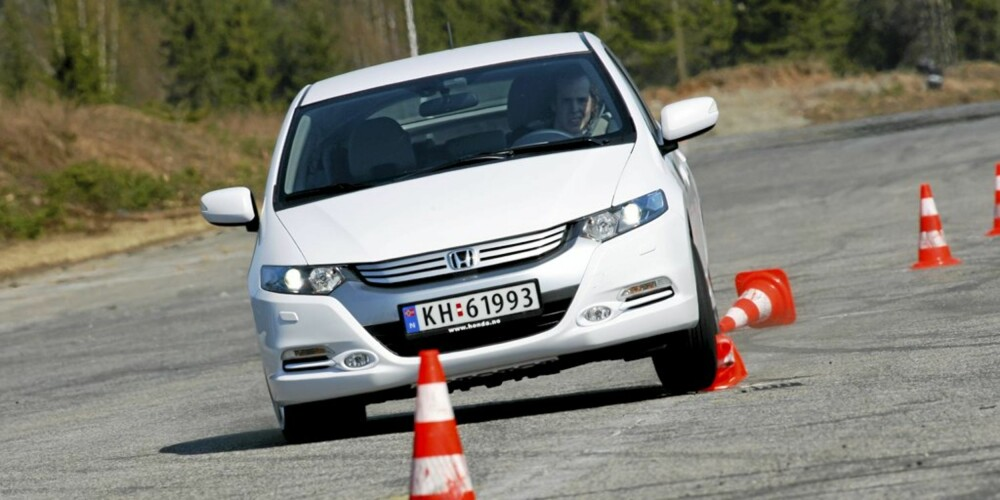Honda Insight insight honda