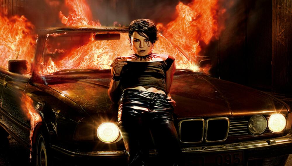 Stieg Larssons heltinne Lisbeth Salander her fra «Jenta som lekte med ilden».
