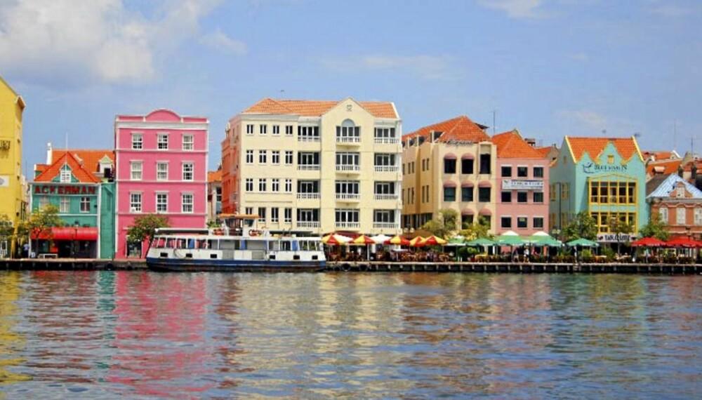 IDYLLISK: Curacao er på UNESCOs lister over bevaringsverdige steder. (Foto: Curacao Tourist Board)
