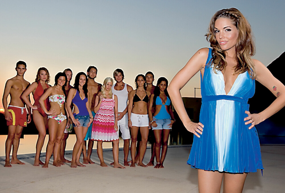 STOLT: ¿ Jeg var klar over at det ville bli mye sexfokus i «Paradise Hotel», men jeg er stolt av programmet, fastslår Triana.