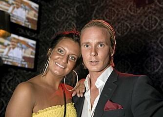 VINNERTEAM: Benedicte Valen og Petter Pilgaard delte premien på 300.000 kroner i årets «Paradise Hotel».