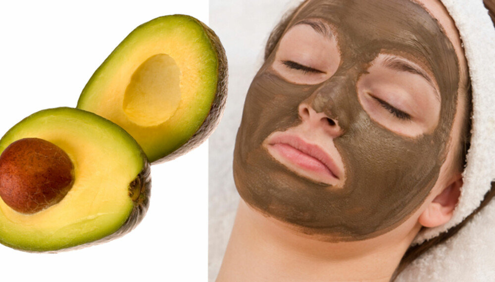 GJØR DET SELV: Lag din egen hjemmelagde ansiktsmaske.