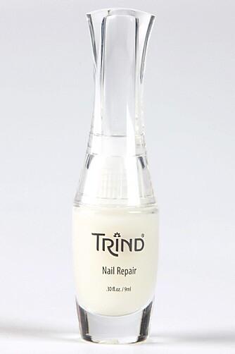GIR NEGLENE NÆRING: Trind Nail repair (kr 139).