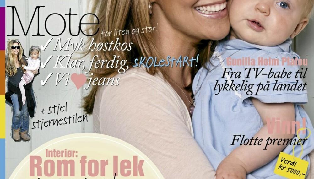 Cover mor og barn