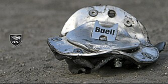 Buell Blast 2010