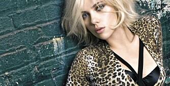 MANGO: Scarlett Johansson som modell for Mango.