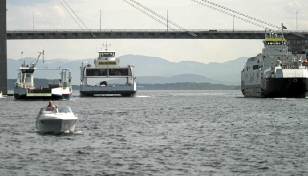 NYTTE: I travle havner gjelder det å holde oversikten.