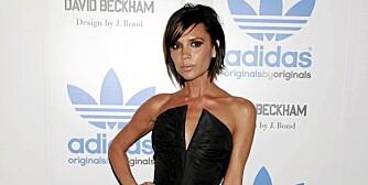 SLANK: Victoria Beckham vil være minst like tynn som modellene sine.