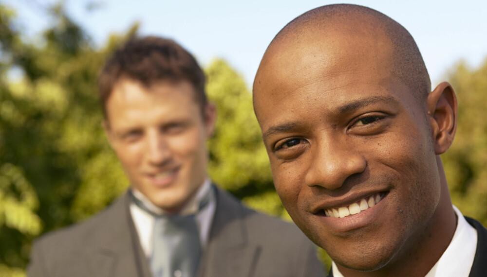 7e634e1e FORLOVER: Blir det bestekompisen eller broren din som får den ærefulle  oppgaven?