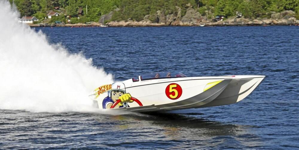 MTI 40 Racing Pleasure